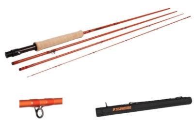 Sage Bolt Series Fly Fishing Rod Review – A rod with high line speed