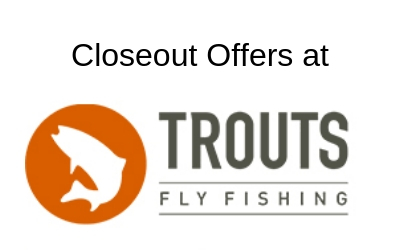 Trouts - Closeout