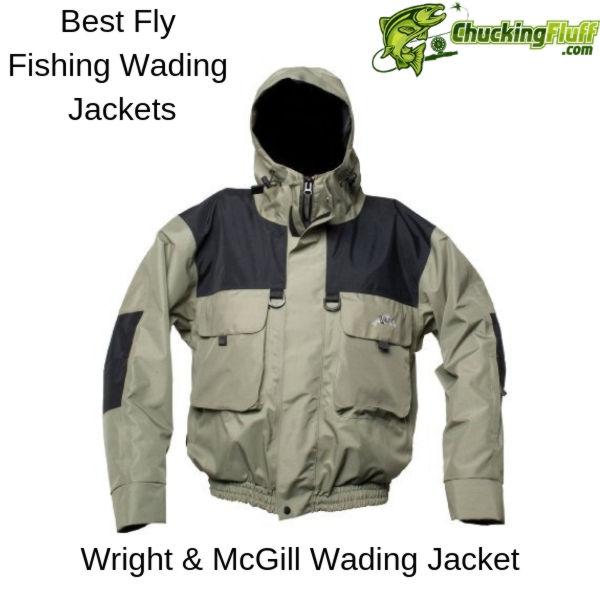 Wright - McGill Wading Jacket