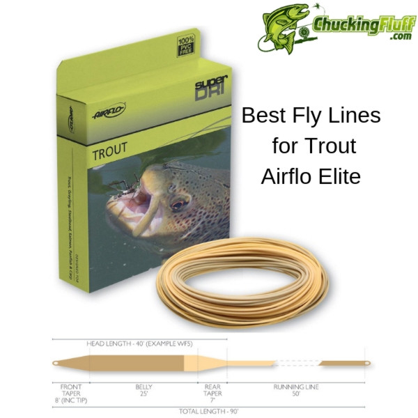 Airflo Elite Trout Fly Line