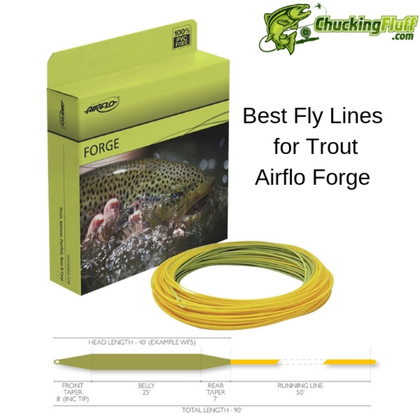Airflo Forge Trout Fly Line