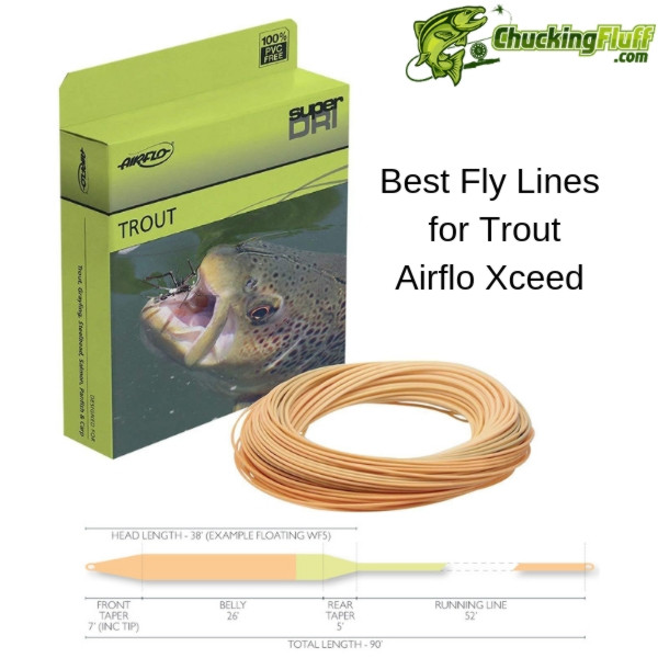 Airflo Xceed Trout Fly Line