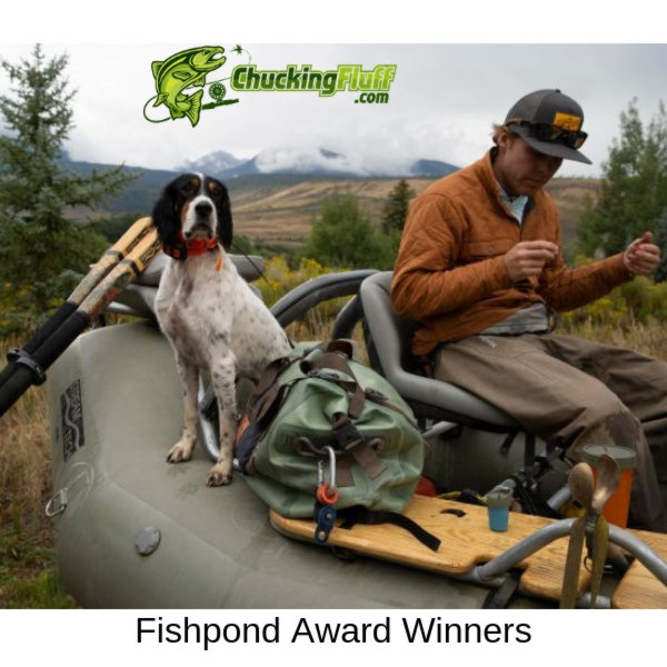 Fishpond Award Winners