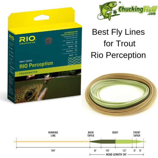 Rio Perception Trout Fly Line