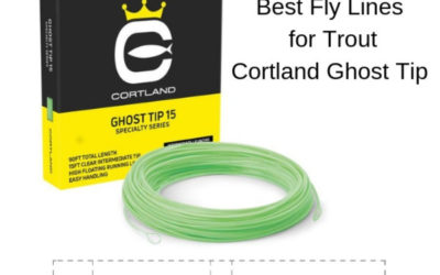 Cortland Precision 15 Foot Ghost Tip Fly Line Review – Stealth and Precision