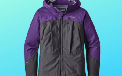 Patagonia Women's River Salt Wading Jacket Review – Style as you Fly!
