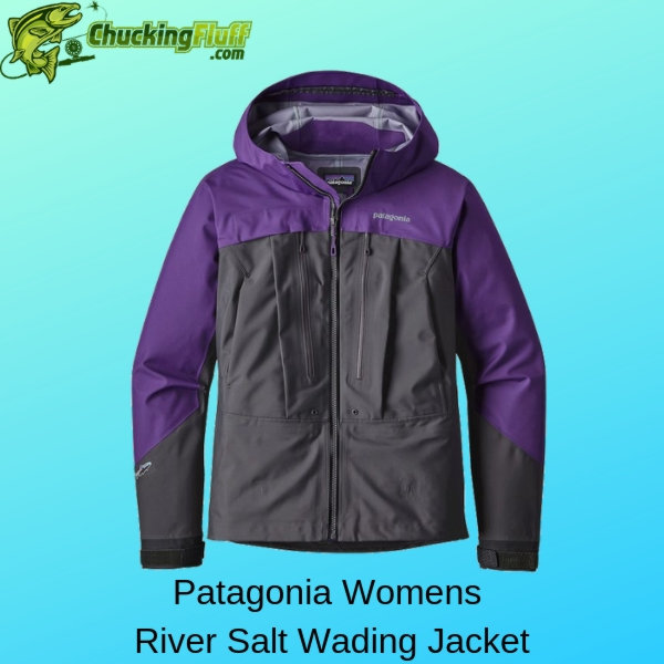 Patagonia Womens River Salt Wading Jacket