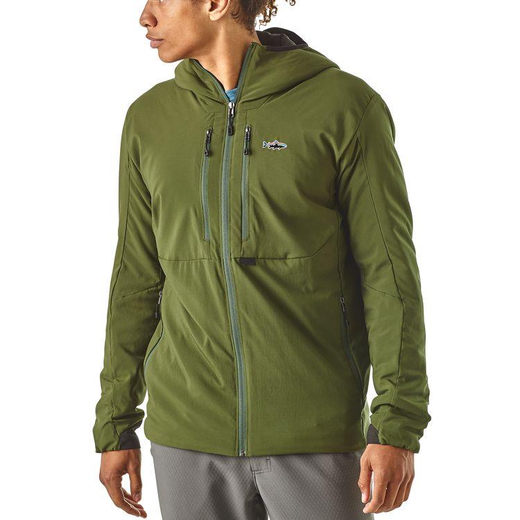 Patagonia-Tough-Hoody-Wading-Jacket-Olive-Front