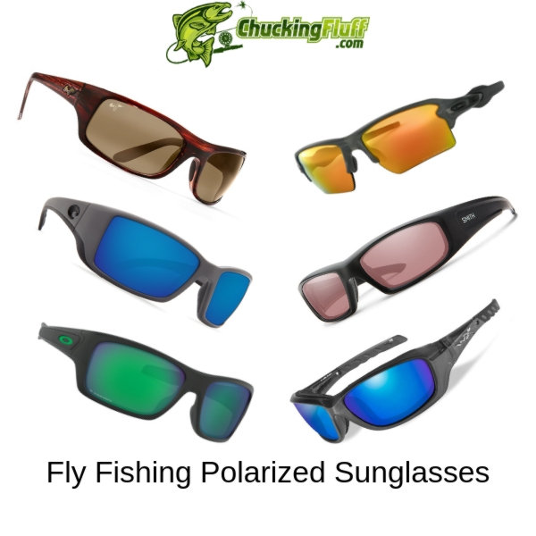 8fd8eddf43 Best Fly Fishing Polarized Sunglasses 2019 - Protection with Flare