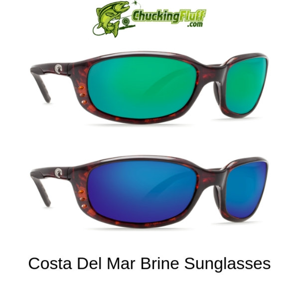 071ac6c191 Costa Del Mar issues a limited lifetime warranty to the original owner of  these Brine sunglasses. This comes in handy in case of any replacement or  repairs ...