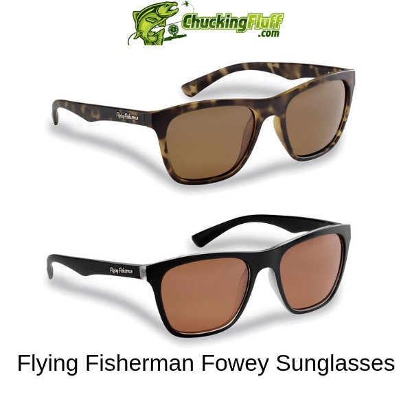Flying Fisherman Fowey Sunglasses