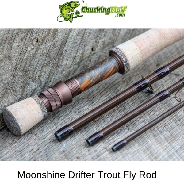 Moonshine Drifter Fly Rod Review