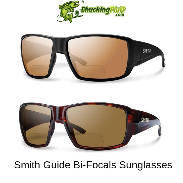 Smith Guide Bi-Focal Sunglasses