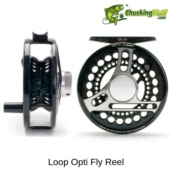 Loop Opti Fly Reel