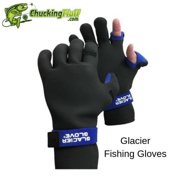 Glacier Fly Fishing Gloves