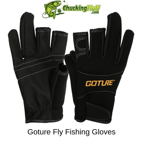 Goture Fly Fishing Gloves