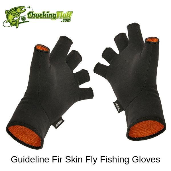 Guideline Fir Skin Fly Fishing Gloves