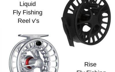 Waterworks-Lamson Liquid vs. Redington Rise Comparison Fly Reel Review