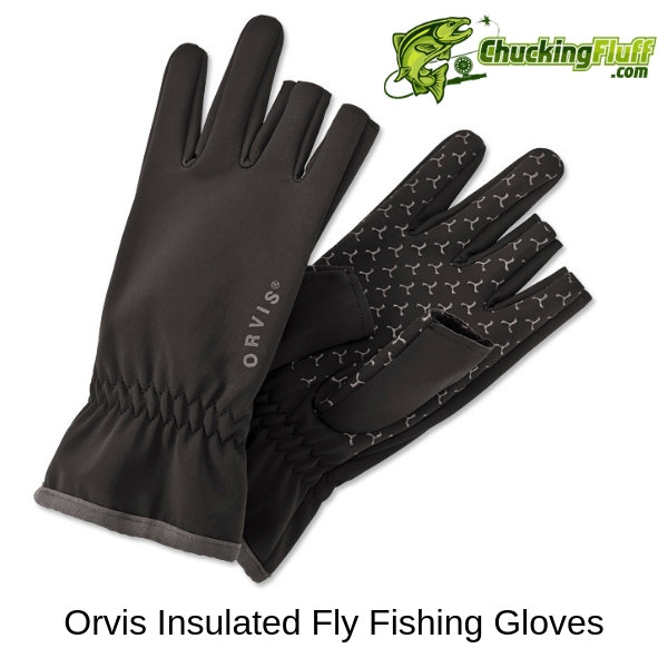 Orvis Insulated Fly Fishing Gloves