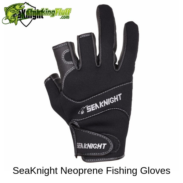 SeaKnight Neoprene Fishing Gloves