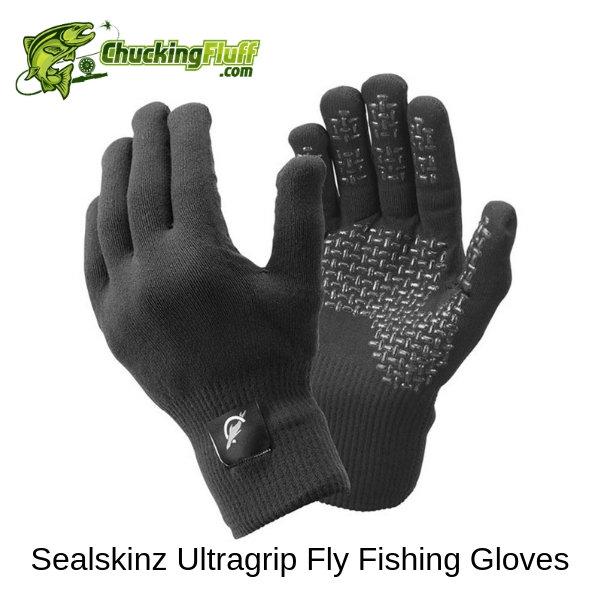 Sealskinz Ultragrip Fly Fishing Gloves