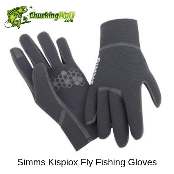 Simms Kispiox Fly Fishing Gloves
