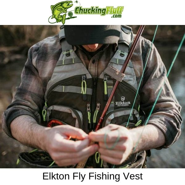 Elkton Fly Fishing Vest