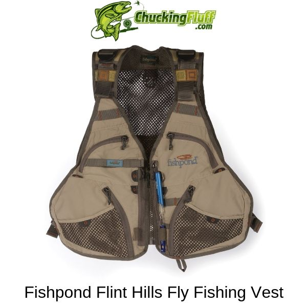 Fishpond Flint Hills Fly Fishing Vest