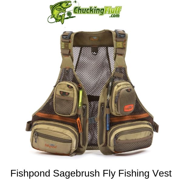 Fishpond Sagebrush Fly Fishing Vest