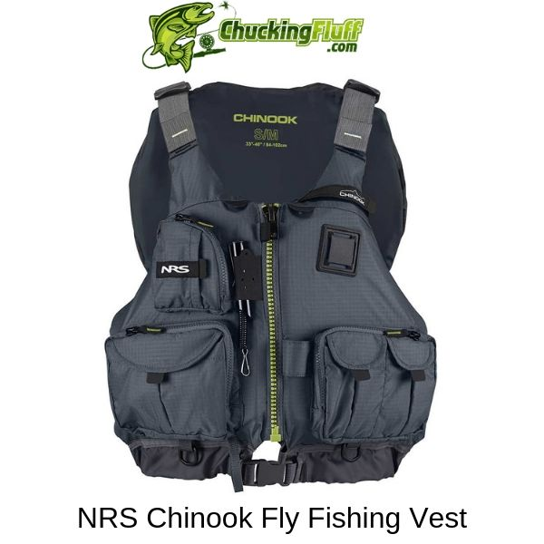 NRS Chinook Fly Fishing Vest