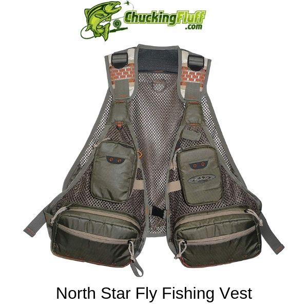 North Star Fly Fishing Vest
