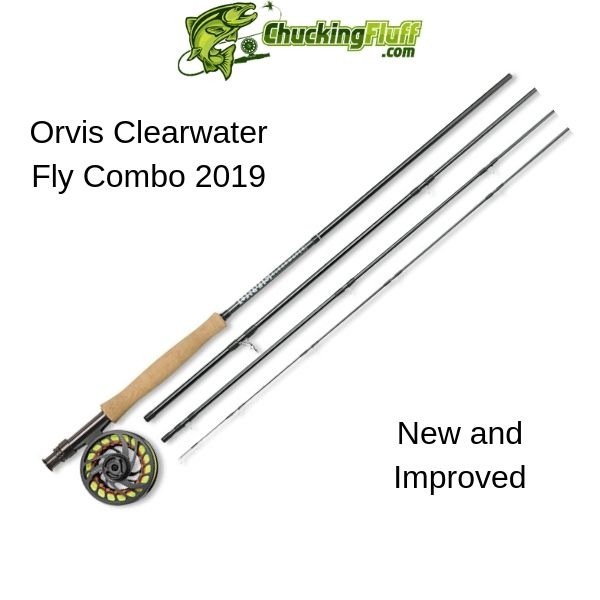 Orvis Clearwater Fly Combo 2019 Review