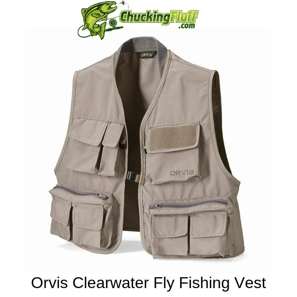 ab74d2e2c111 Best Vest for Fly Fishing 2019 - Buyers Guide and Comparison