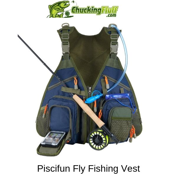 Piscifun Fly Fishing Vest