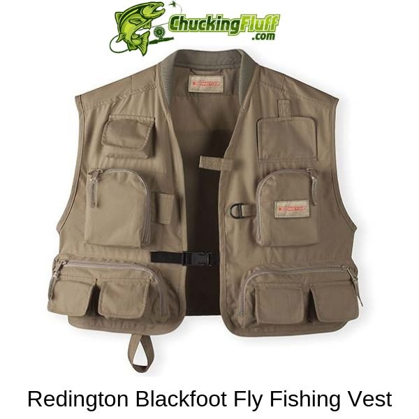 Redington Blackfoot Fly Fishing Vest