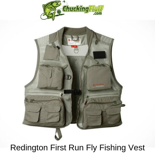 Redington First Run Fly Fishing Vest