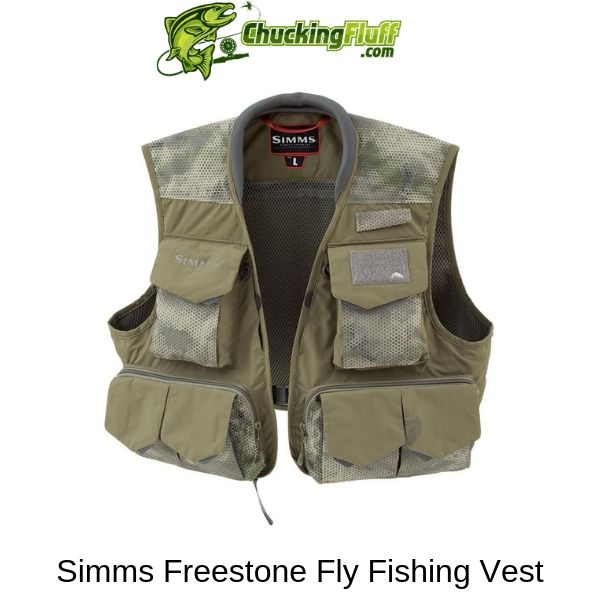 Simms Freestone Fly Fishing Vest