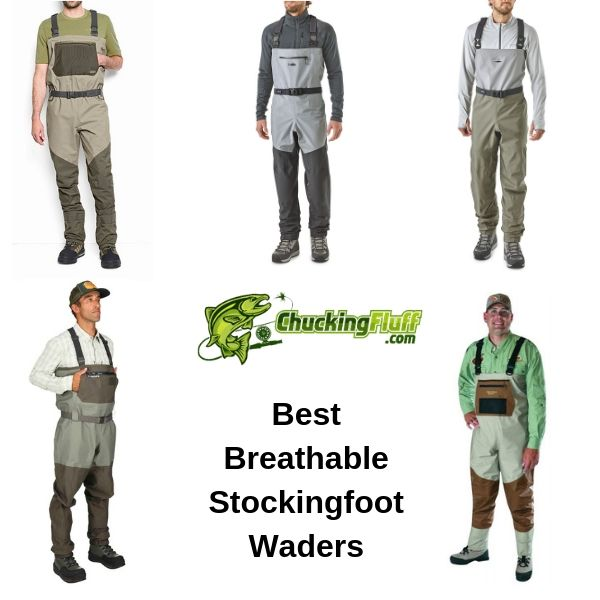 Best Breathable Stockingfoot Waders