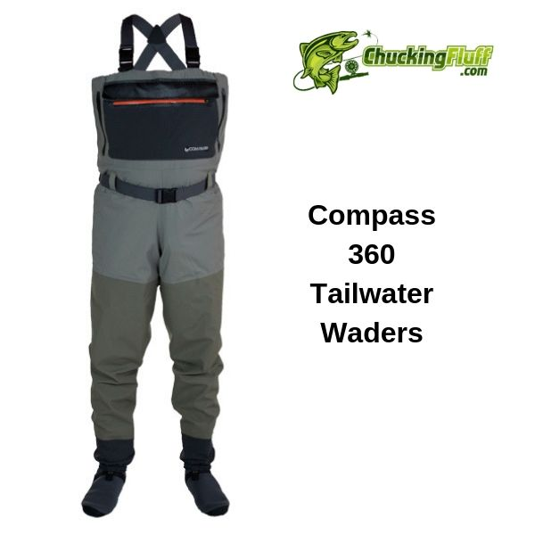 Compass 360 Tailwater Stockingfoot Waders