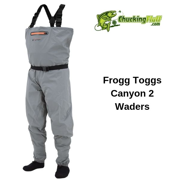 Frogg Toggs Canyon 2 Stockingfoot Waders