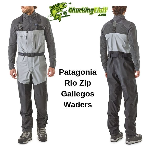 Patagonia Rio Gallegos Zip Stockingfoot Waders