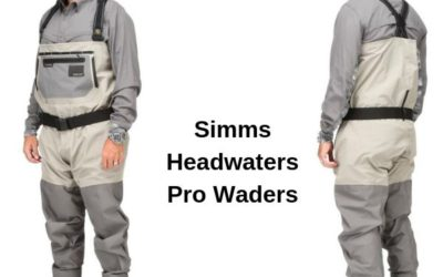 Simms Headwater Pro Stockingfoot Chest Waders Review 2021