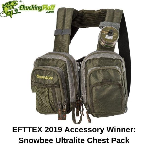 EFTTEX 2019 Snowbee Ultralite