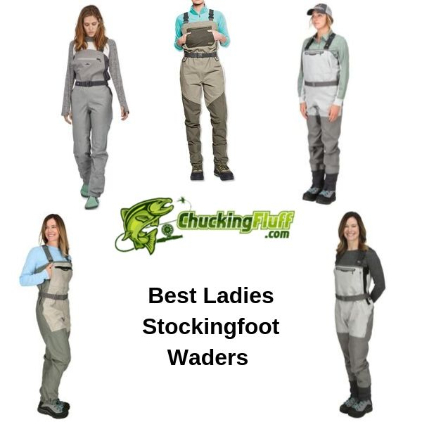 Best Ladies Stockingfoot Waders