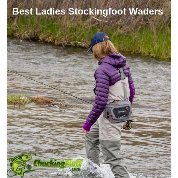 Best Ladies Stockingfoot Waders