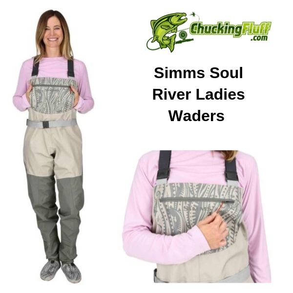 Simms Souls River Ladies Waders