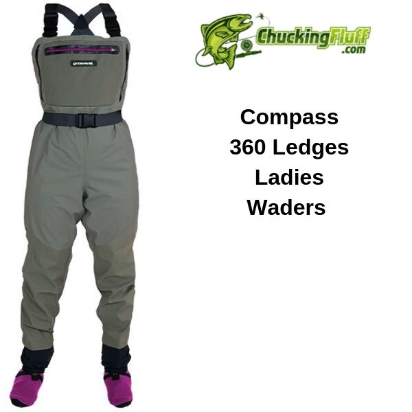 Compass 360 Ledges Ladies Waders