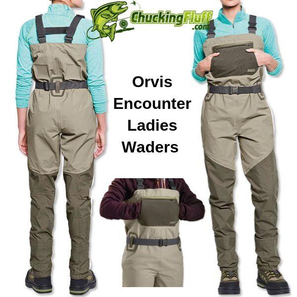 Orvis Encounter Ladies Waders