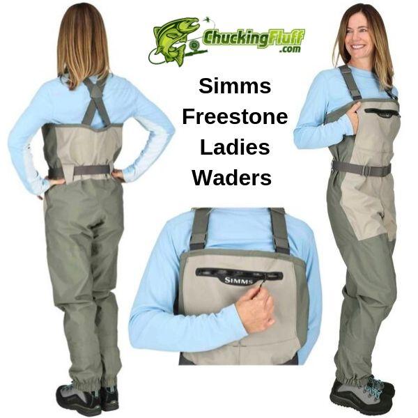 Simms Freestone Ladies Waders