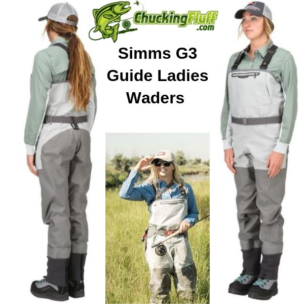 Simms G3 Guide Ladies Waders